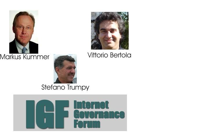 Kummer, Trumpy, Bertola ad Igf Italia 2010
