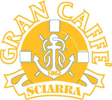 Il logo del Gran Caffè Sciarra
