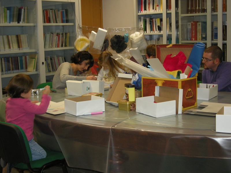 Open Day per la biblioteca Comunale di Cupra