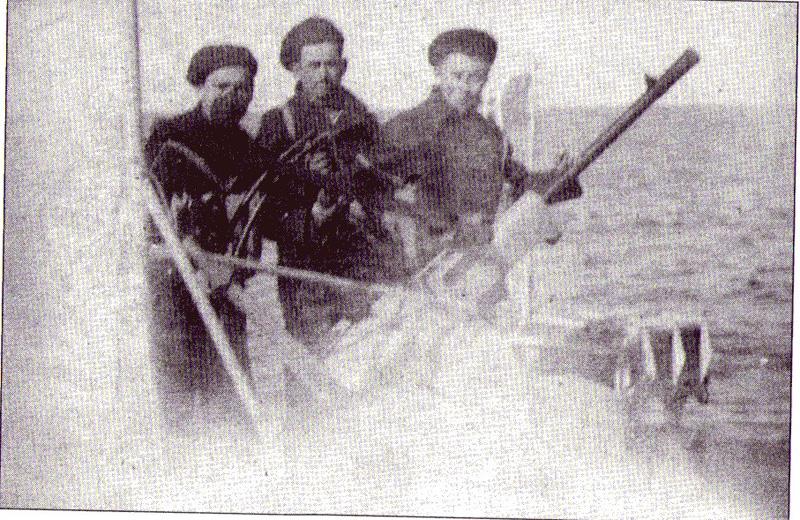 Osvaldo Capocasa in guerra
