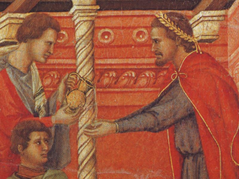 Il silenzio della politica sui problemi seri assomiglia molto al gesto storico di Ponzio Pilato