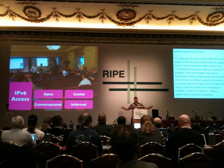 Ripe61, presentazione Andy Davidson