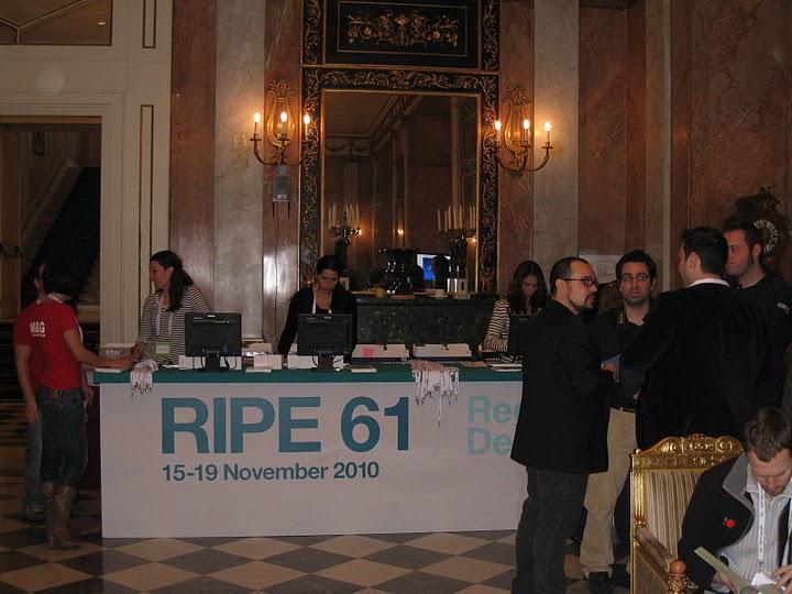 Ripe61, ricevimento