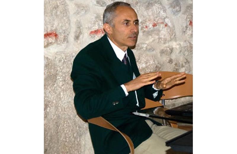 Il professore Massimo Sargolini