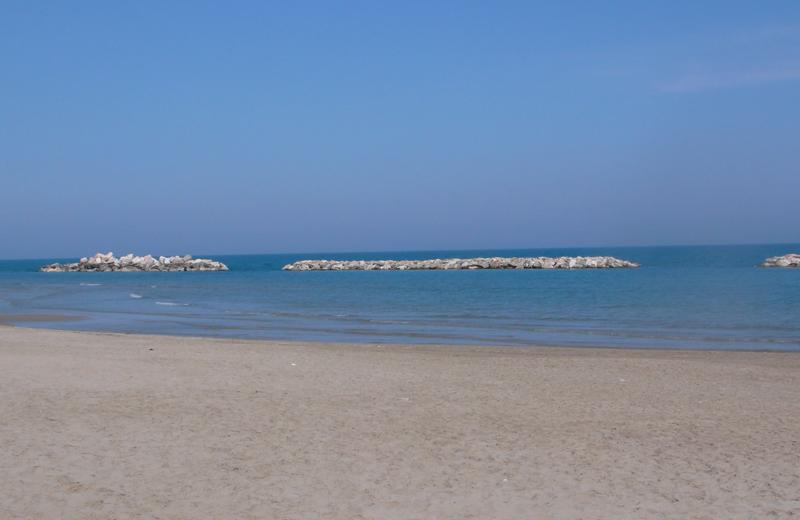 Scogliere a San Benedetto