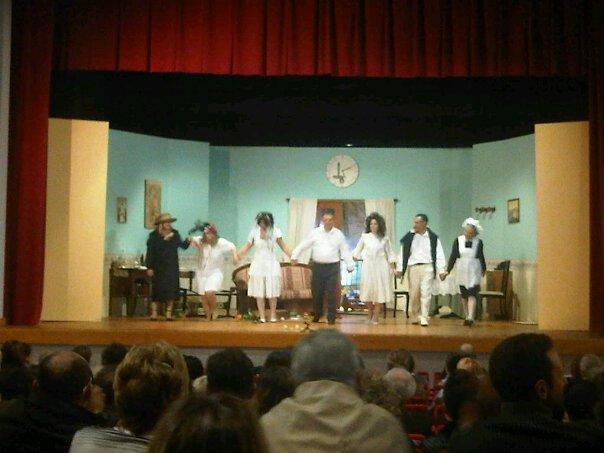 Applausi per Teatralia al teatro delle Energie