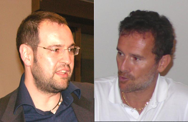 Fabio Urbinati e Riego Gambini