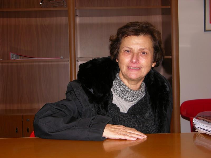 Lina Lazzari, consigliere comunale del Partito Democratico e anima critica della maggioranza che sostiene il sindaco Gaspari