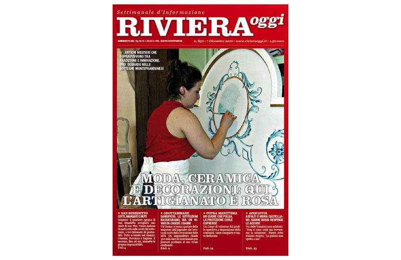 Riviera Oggi numero 850, la copertina per Monteprandone