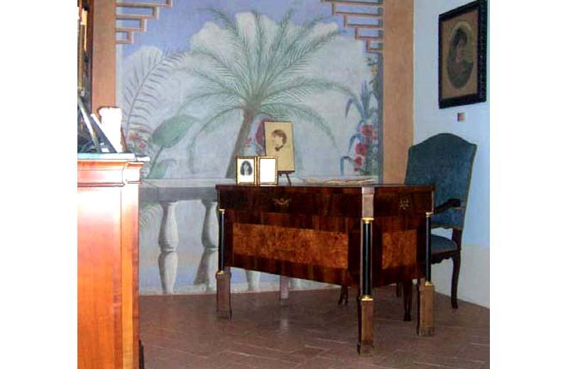 Archivio storico comunale di San Benedetto: la pregiatissima scrivania