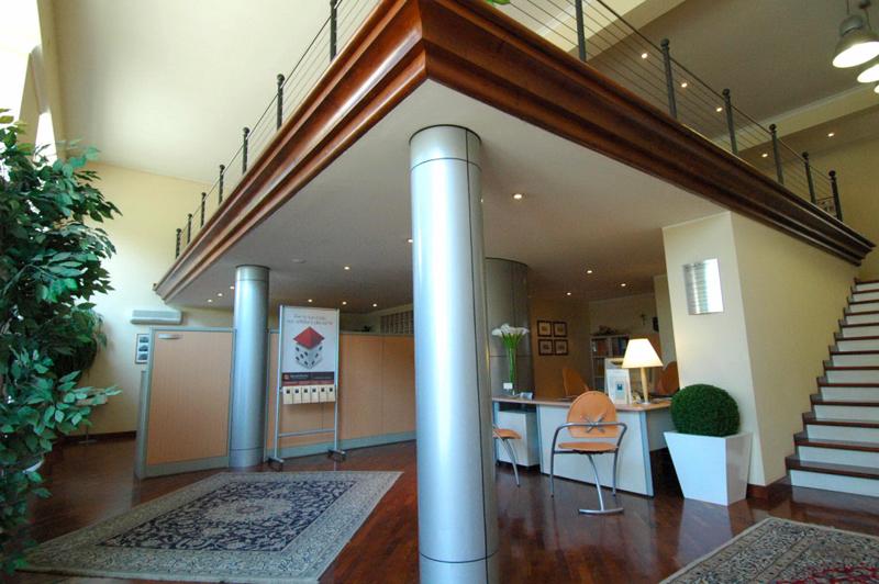 Spina&Marchei, l'immobiliare bello come una boutique