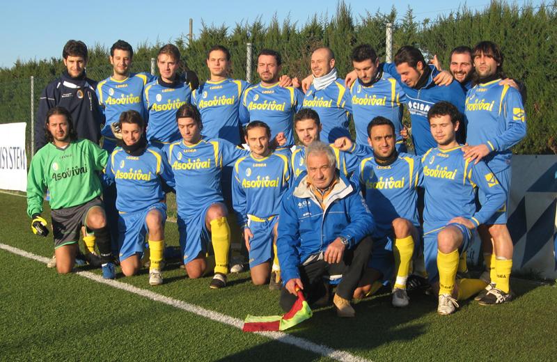 Il Campofilone calcio, 2010-11