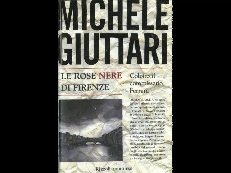 Copertina libro di Michele Giuttari