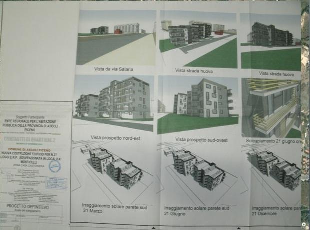 Costruzione di nuovi edifici