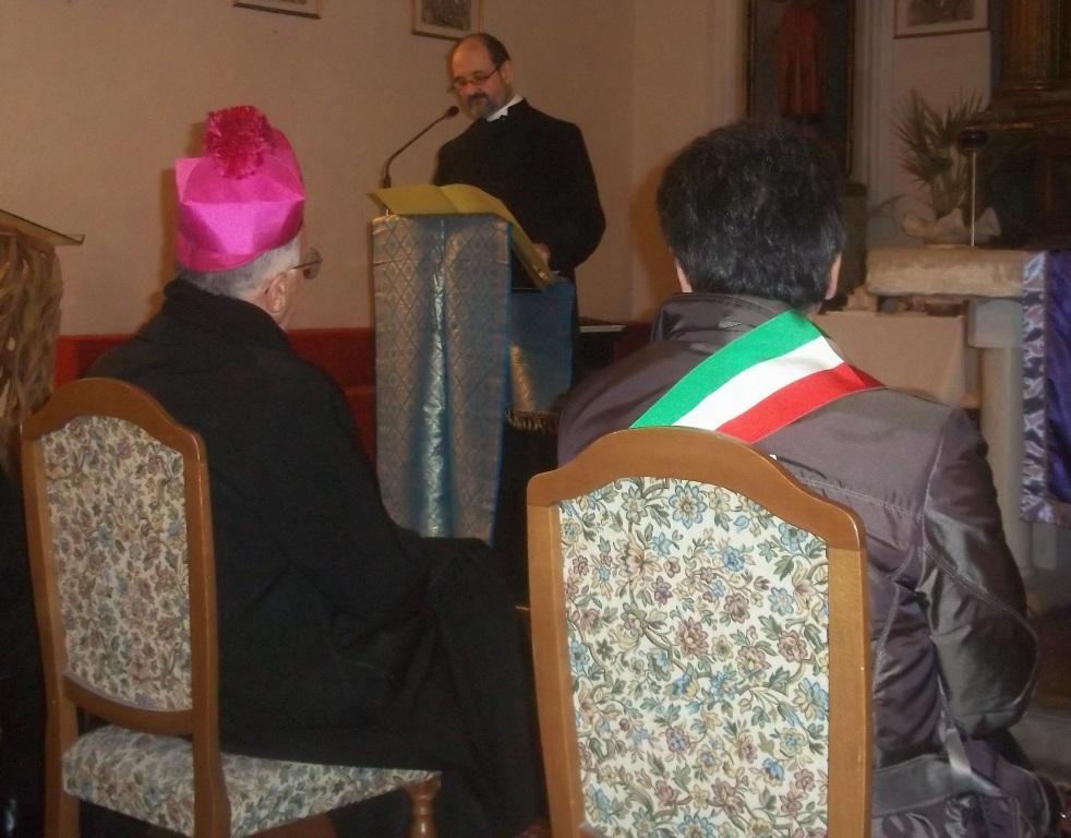 Sant'Agostino, don Giorgio