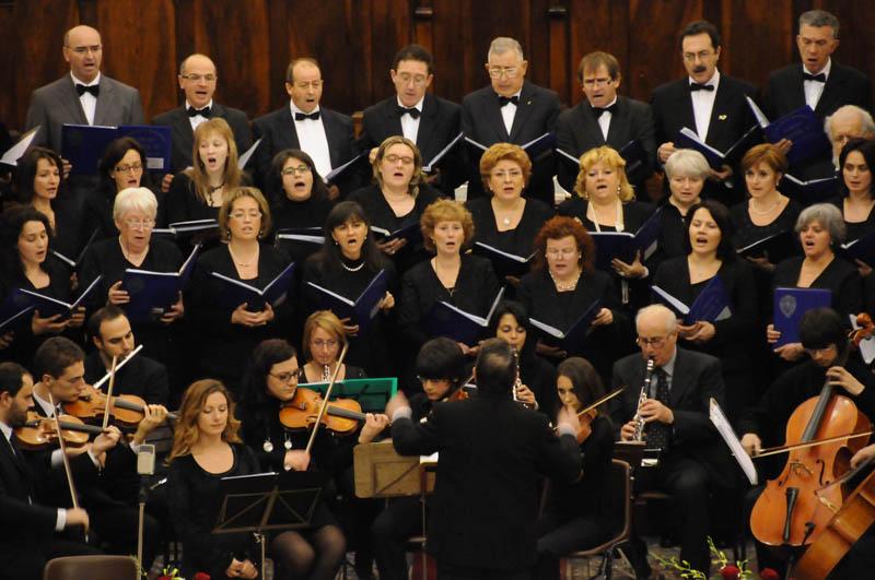 Gran Concerto di Natale 2009