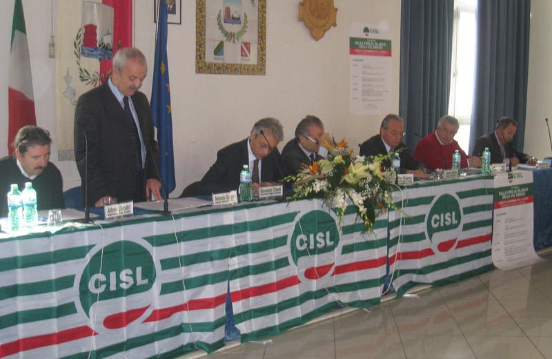Il convegno della Cisl a Martinsicuro
