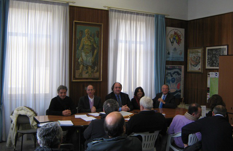 L'incontro con Claudio Mazza di Fee Italia ad Alba Adriatica