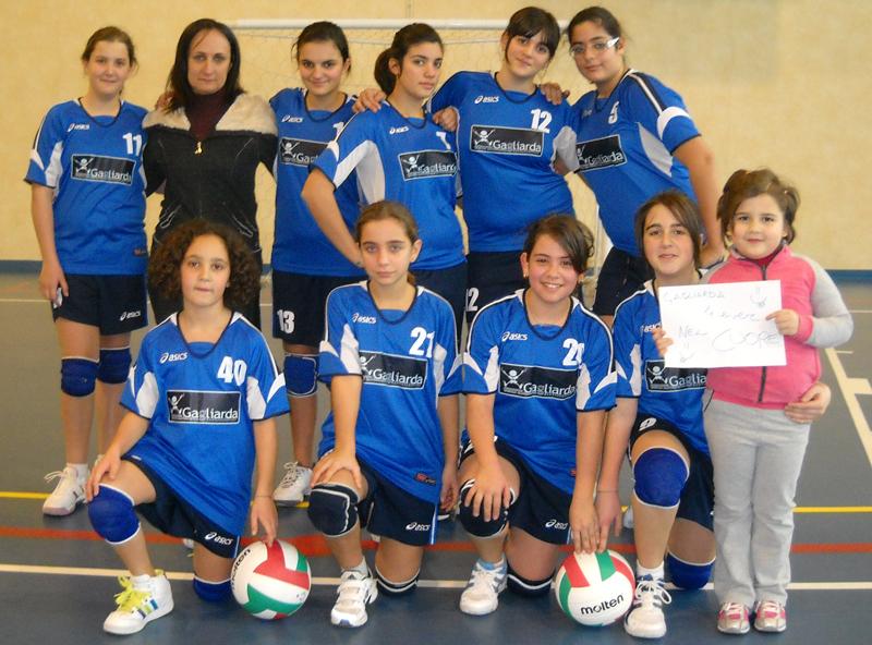 La Gagliarda Volley under 13
