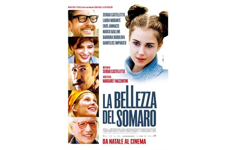 La locandina del film di Castellitto