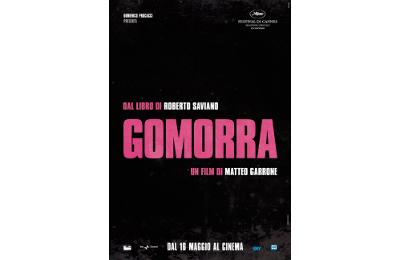 La locandina del film di Matteo Garrone