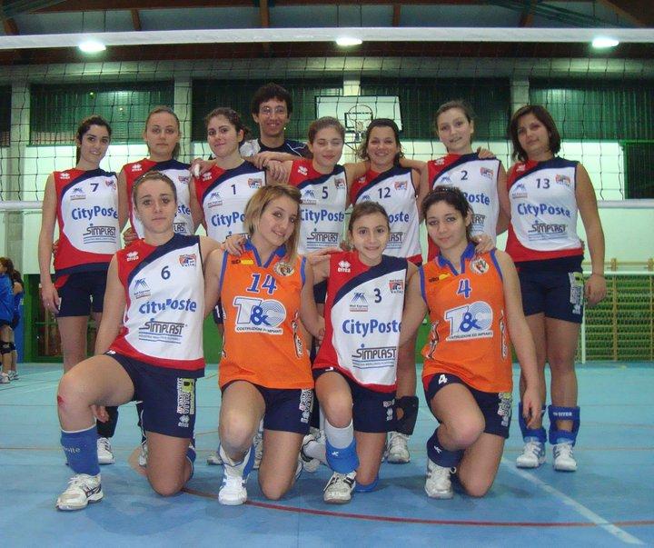 La seconda divisione femminile della Cityposte
