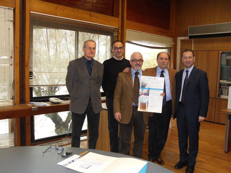 Remo Bruni, Maurizio De Angelis, Francesco  Massi, Emidio Neroni, Paolo D'Erasmo