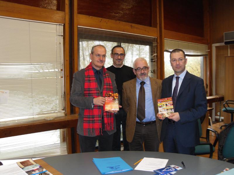 Remo Bruni, Maurizio De Angelis, Francesco Massi, Paolo D'Erasmo