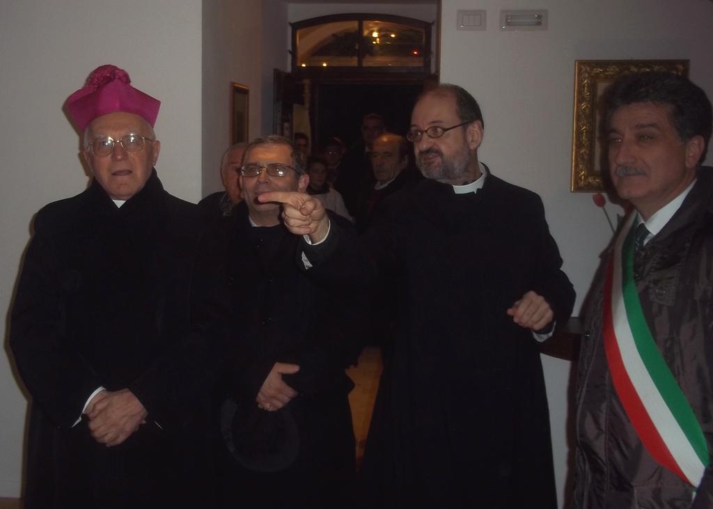 Sant'Agostino, le nuove stanze
