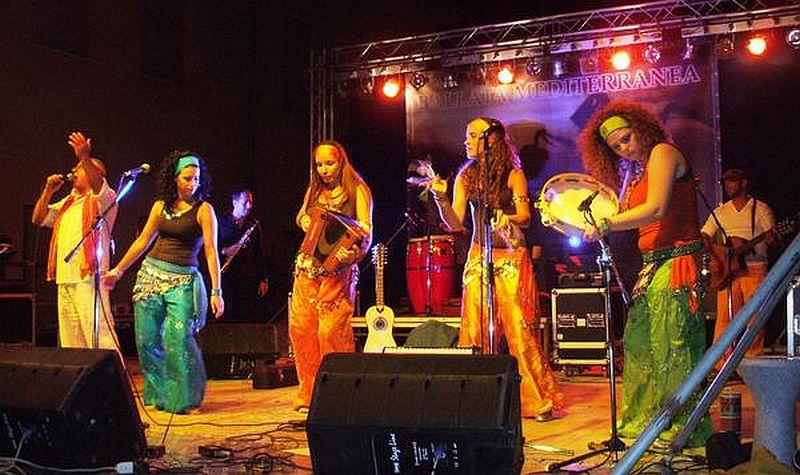 Ballata Mediterranea (foto da castelbuonojazzfestival.com)