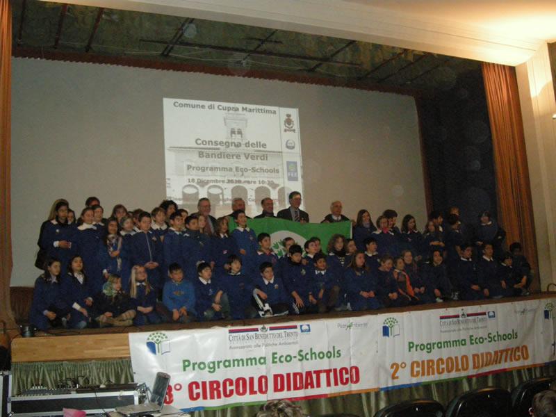 Bandiera Verde 2010, classi di Cupra