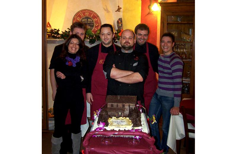 Briciola di Sole: Simone Pignotti, Stefano Curzi, Adriano Pignotti, Sara Pignotti, Marco Damiani, Marco Virgili