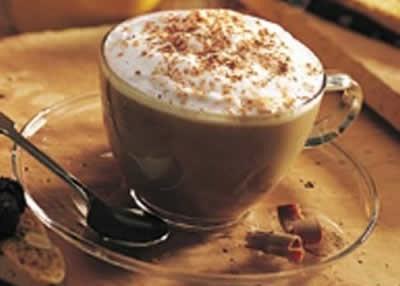 Un cappuccino