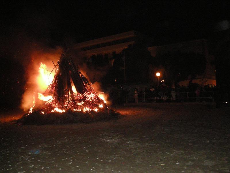 Le fochere a Cupra del 9 dicembre 2010