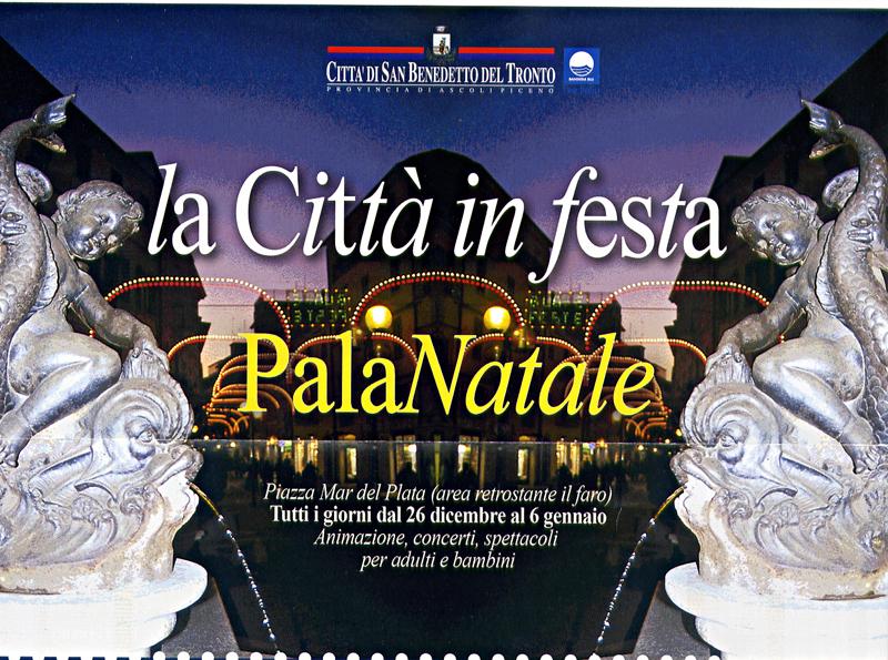 Natale a San Benedetto: l'opuscolo del Comune con tutte le manifestazioni