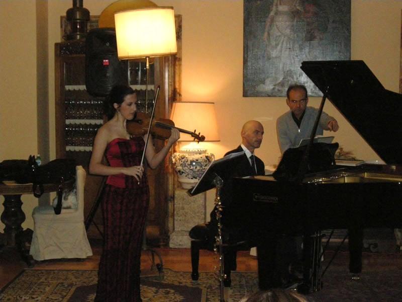 Notti di Note del 19 dicembre con Emy Bernecoli e Massimo Bianchi