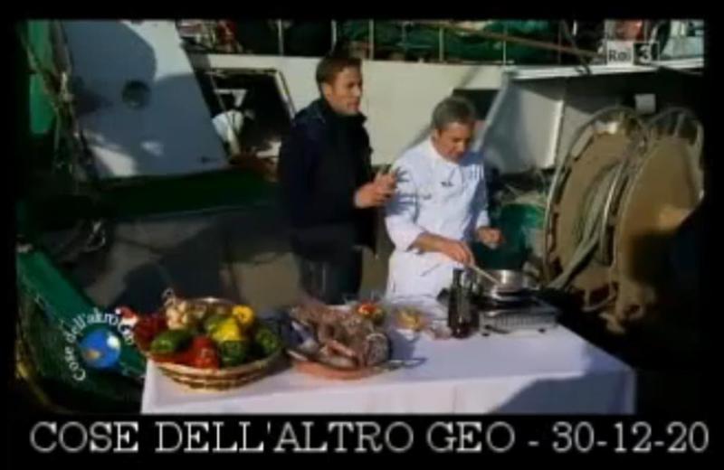 Ossini con Geo&Geo di RaiTre a San Benedetto il 30 dicembre