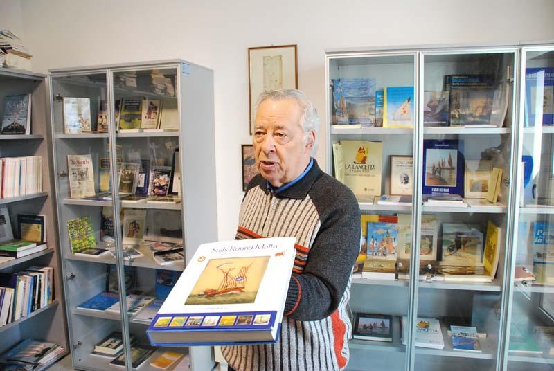 Gabriele Cavezzi, esperto di tradizioni marinare