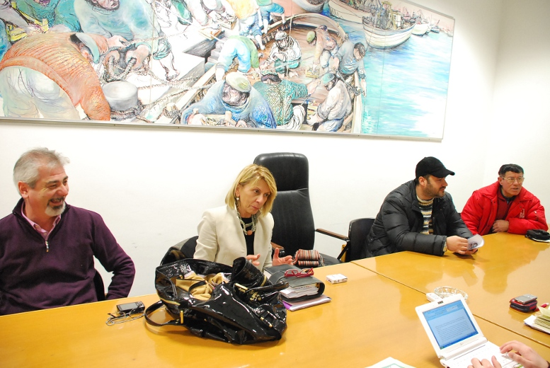 Sergio Pezzuoli, Loredana Emili, Gianluca Pasqualini e Pasquale Mattioli