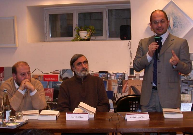 Andera Antonini, Mario Polia, Guido Castelli
