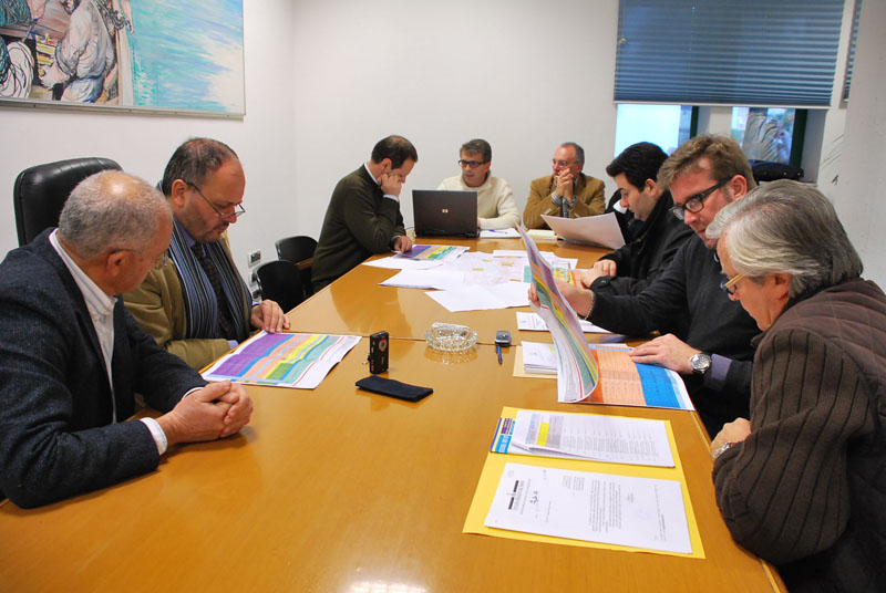 riunione Comune Ciip Ato 6 dicembre 2010