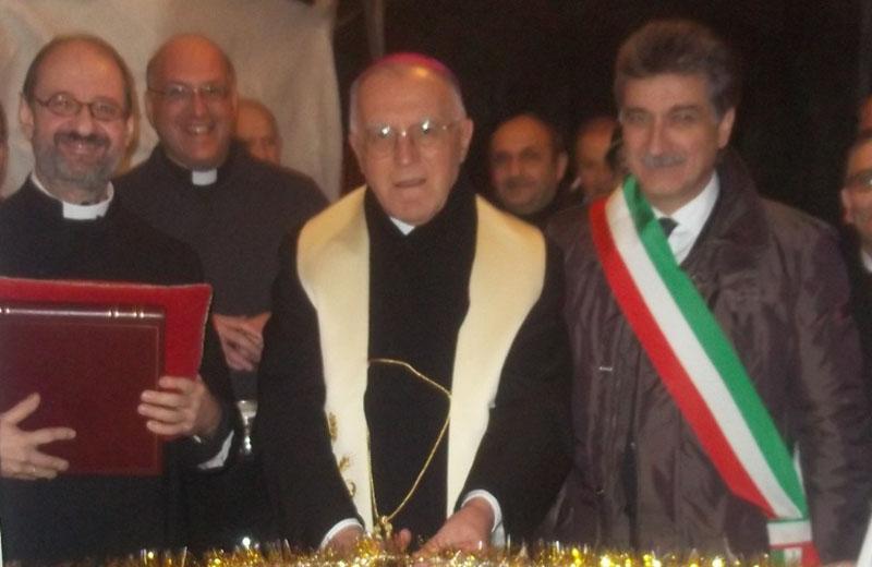 Sant'Agostino, il taglio del nastro