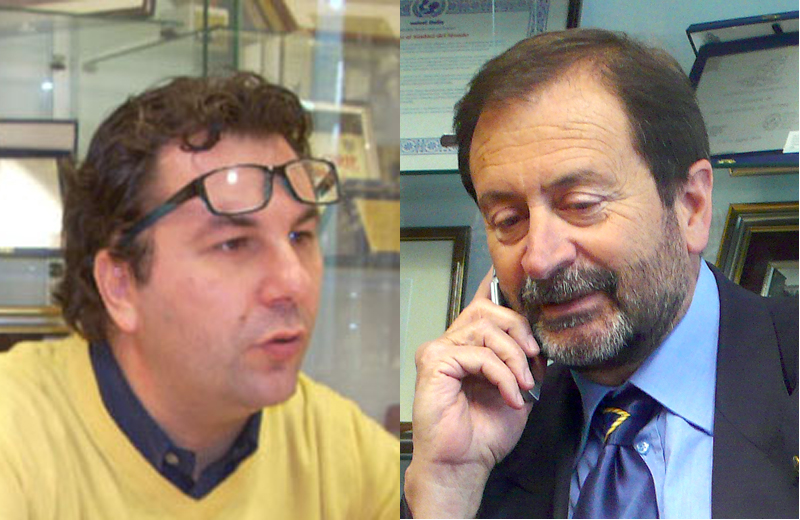 Luca Spadoni e Leo Sestri
