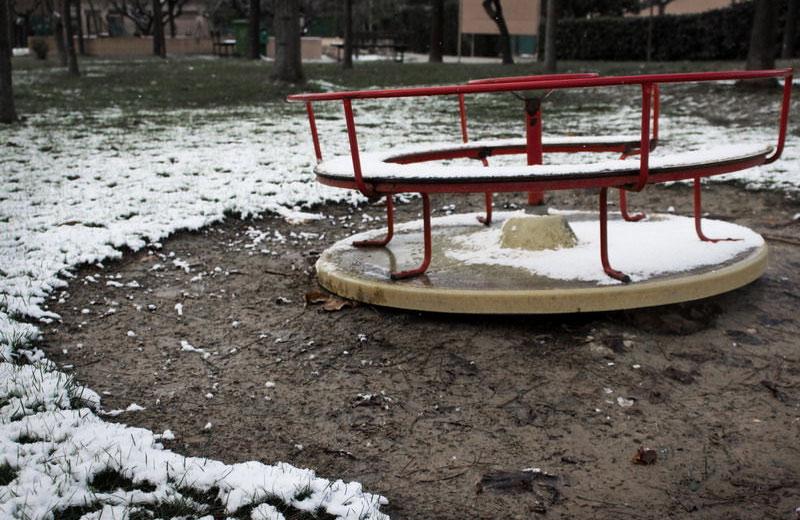 Il parco giochi al Tempo Libero di Martinsicuro