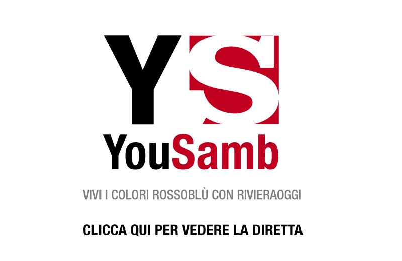 YouSamb, ogni lunedì diretta alle ore 18