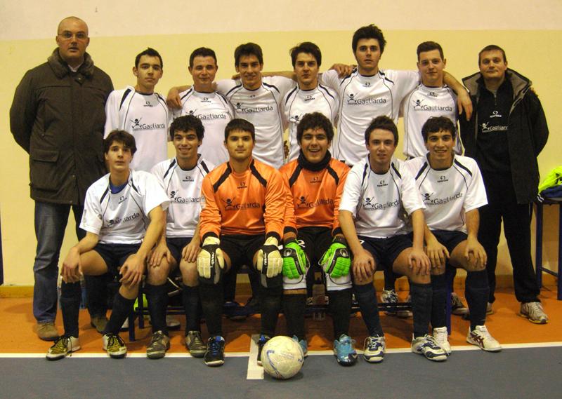 La Gagliarda calcio a 5 Open scesa in campo contro la San Paolo F.C.