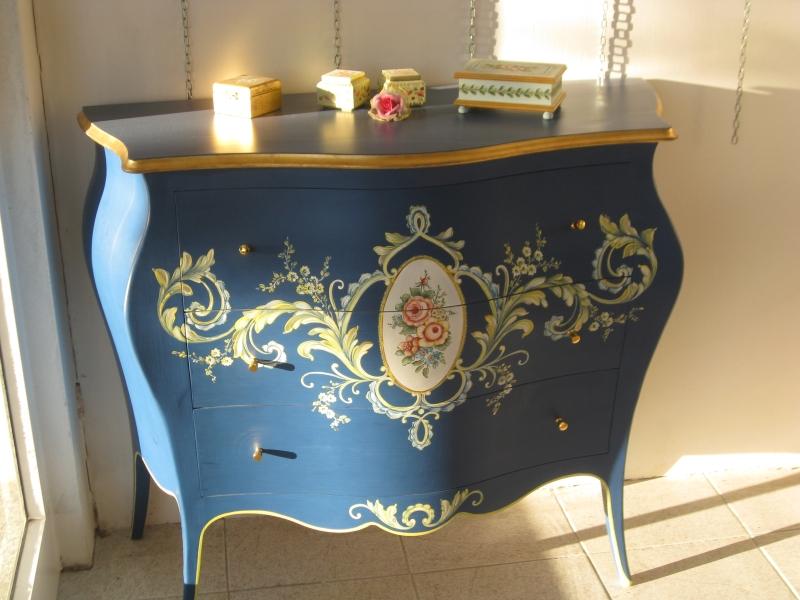 Un mobile artigianale di Cecilia Cava