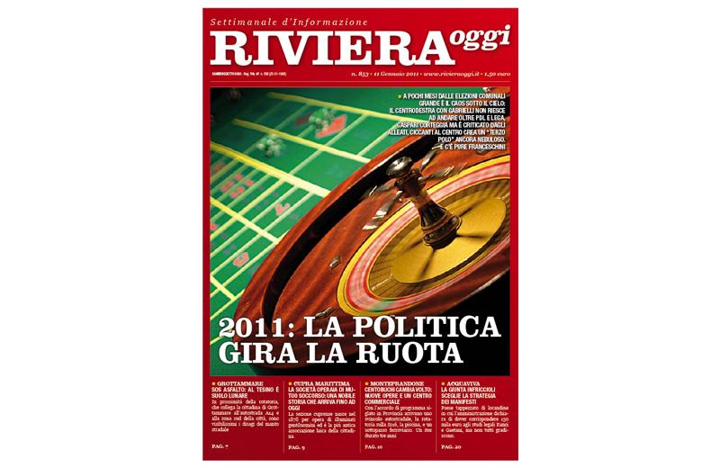 Riviera Oggi numero 853, la copertina per San Benedetto