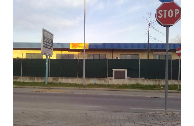 La sede del Cerf Pesca, in zona porto vicino allo stadio Ballarin