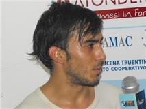 Alessandro Frinconi ha risolto la gara d'andata segnando al 90° il 2-1 per il suo Centobuchi